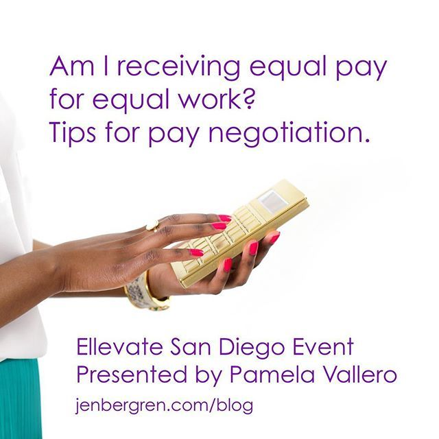 Read about @ellevate_ntwk San Diego&#39;s Equal Pay event at @herahub, now on the blog:  http:// jenbergren.com/blog  &nbsp;    #equalpay #equalpayact #genderwagegap #ellevatesandiego #ellevate<br>http://pic.twitter.com/nsJ4TkldfV