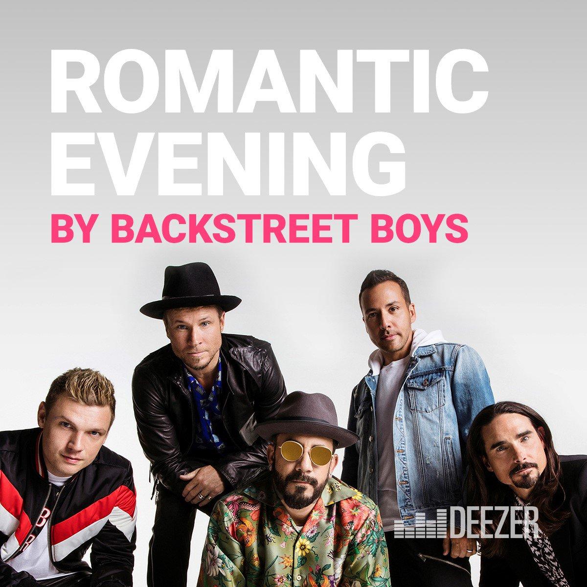 """Took over @Deezer's """"Romantic Evening"""" playlist! 🌹 Listen here: bkstboys.co/deezertakeover"""