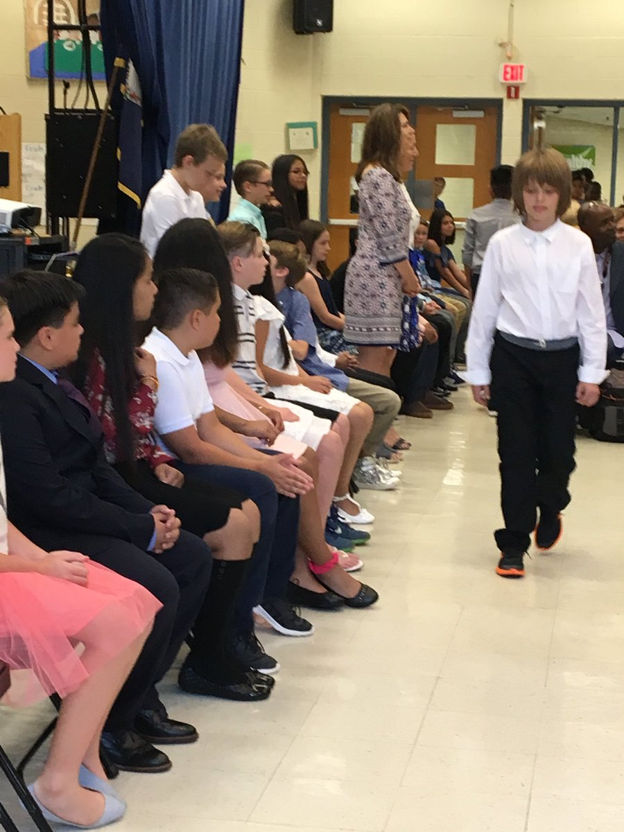 Barcroft's 5th grade graduation is beginning! So proud of this group! Growing up and moving forward. <a target='_blank' href='http://search.twitter.com/search?q=BarcroftSoars'><a target='_blank' href='https://twitter.com/hashtag/BarcroftSoars?src=hash'>#BarcroftSoars</a></a> <a target='_blank' href='http://twitter.com/APSVirginia'>@APSVirginia</a> <a target='_blank' href='http://twitter.com/teachnpe'>@teachnpe</a> <a target='_blank' href='http://twitter.com/ddcoggins'>@ddcoggins</a> <a target='_blank' href='http://twitter.com/jweberva'>@jweberva</a>  <a target='_blank' href='http://twitter.com/diplomommy'>@diplomommy</a> <a target='_blank' href='http://twitter.com/taraMdiva'>@taraMdiva</a> <a target='_blank' href='http://twitter.com/BiBaChat'>@BiBaChat</a> <a target='_blank' href='https://t.co/ZaSL04svt4'>https://t.co/ZaSL04svt4</a>