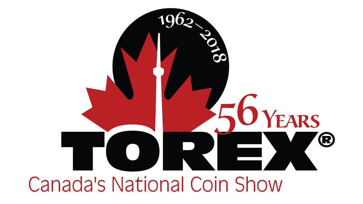 torex coin show