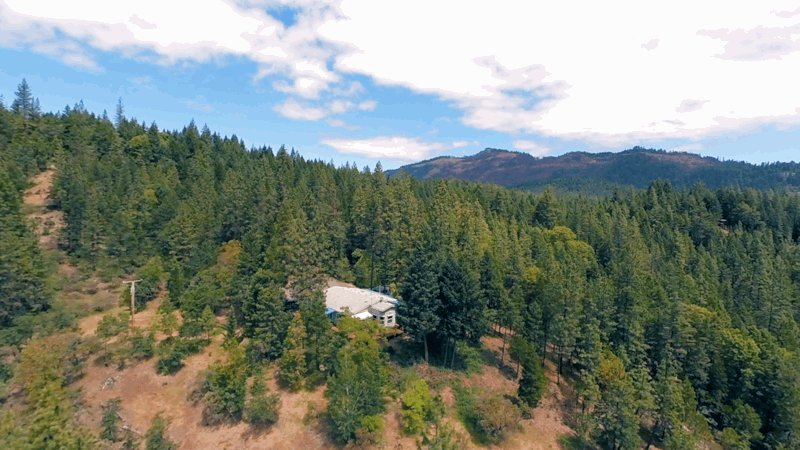 Simply Breathtaking.  Amazing #views galore from this #hillside #property in #Prospect #Oregon.  Watch the #video #tour and see for yourself. https://t.co/zSAY147lrY