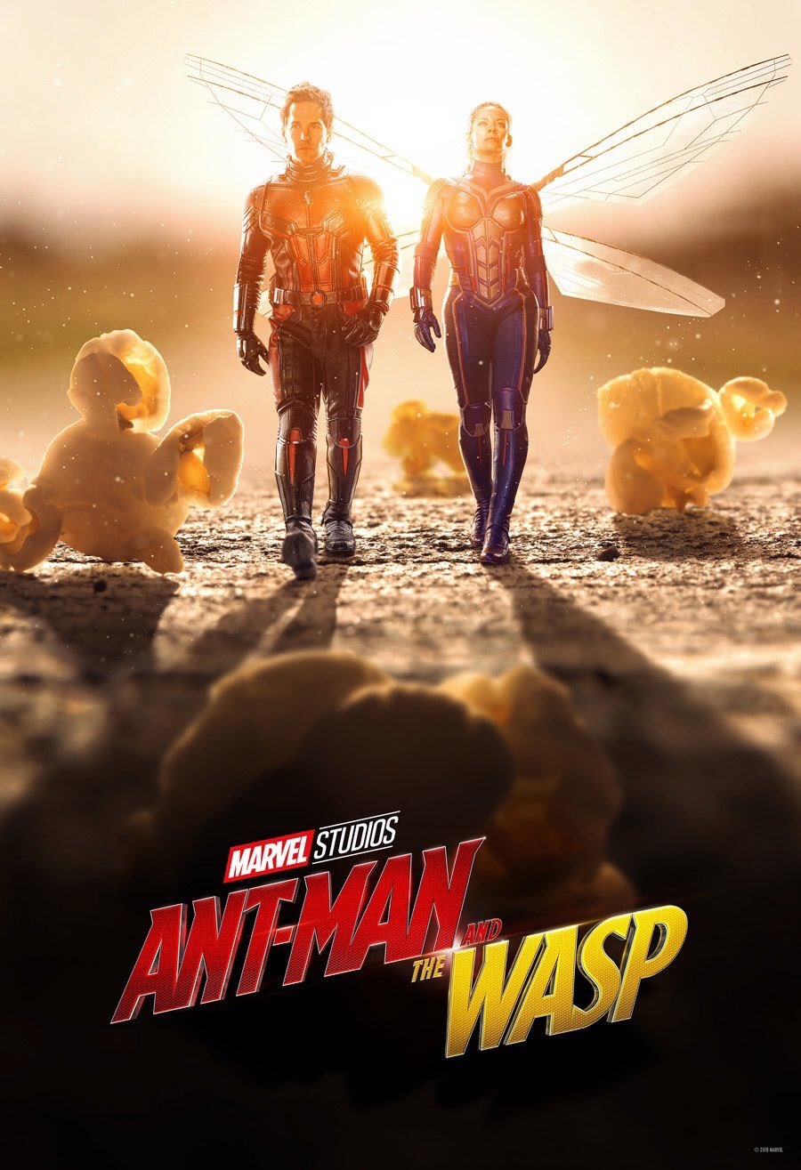 Get #AntManAndTheWasp tickets now and grab this exclusive @Fandango poster: https://t.co/X9AsS6Aa1x https://t.co/YyXZJ9pB5V