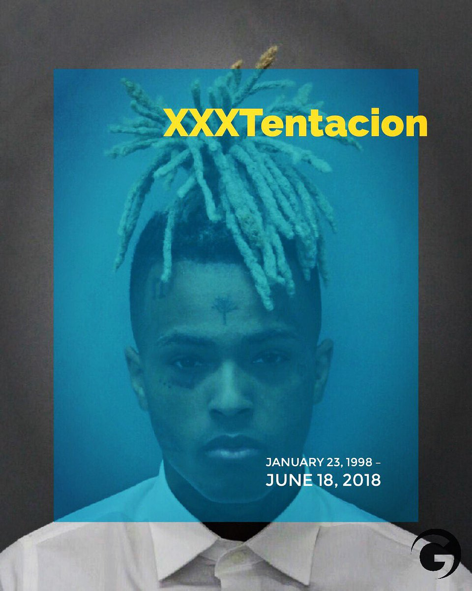 #RIP XXXTentacion 🙏🏾 [January 23, 1998 – June 18, 2018]   https://t.co/U9rw7y2uXB  #XXXTentacion [📸: Getty]