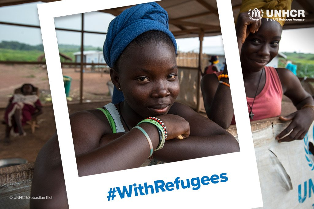 Now more than ever, we need to stand #WithRefugees. Please stand with us: trib.al/XU8EpwB