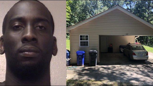 Ex-NBA player accused in violent Georgia home invasion 2wsb.tv/2K0dECm