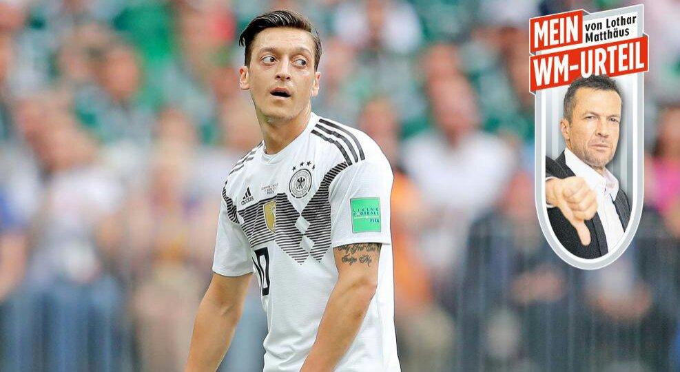 'Ozil sẽ giã từ đội tuyển Đức sau World Cup'