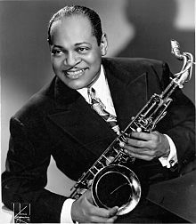 6/18/1939 - African-American tenor saxophonist, Coleman Hawkins records Body and Soul #onthisday Photo