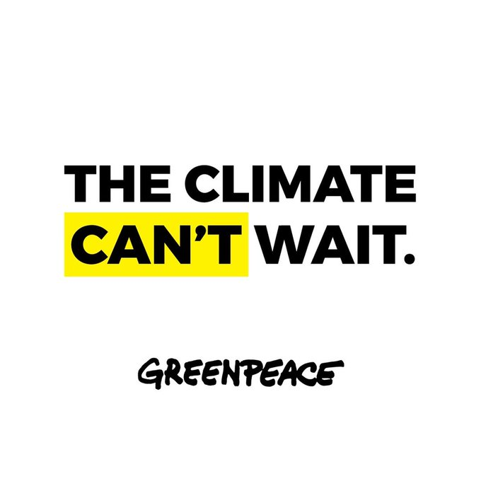 The best time to act on #climatechange was 30 years ago, when we were first warned about it >> The second best time is NOW. #Keepitintheground Photo