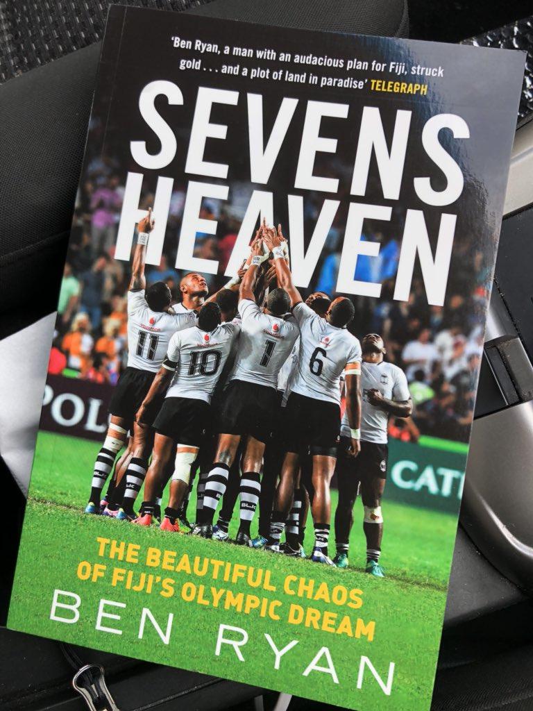 sevens heaven the beautiful chaos of fiji s olympic dream