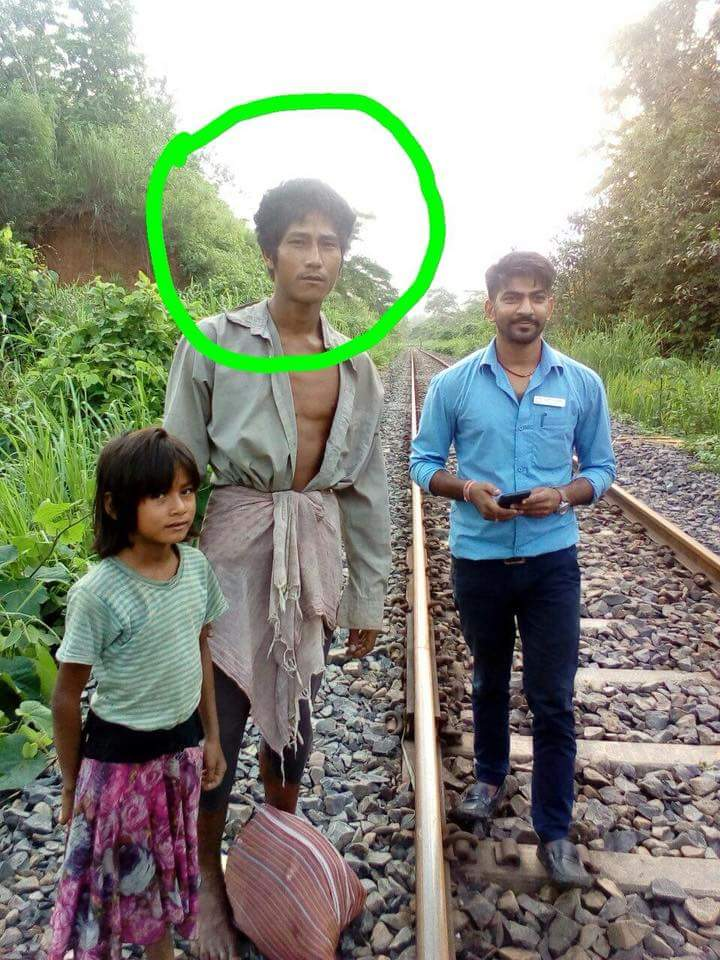 Not all superheroes have a cape, some have a towel. Meet Swapan Debbarma who saved a train accident btwn Ambassa & Agartala.He spotted a derailed track & jumped onto d track,waved his towel,stopped the Train from an accident & saved thousands of lives.Such heroes must be rewarded