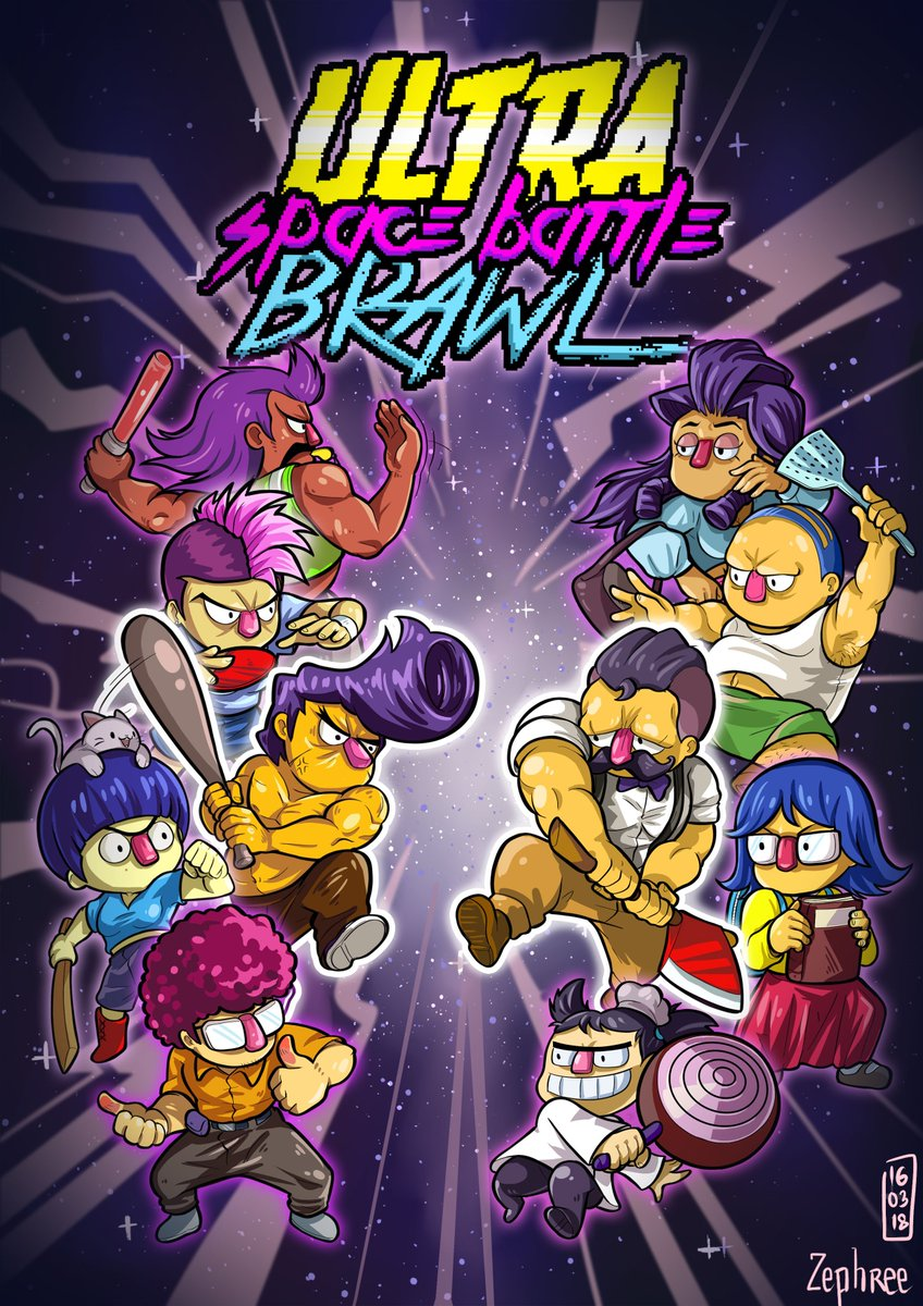 Image result for ultra space battle brawl
