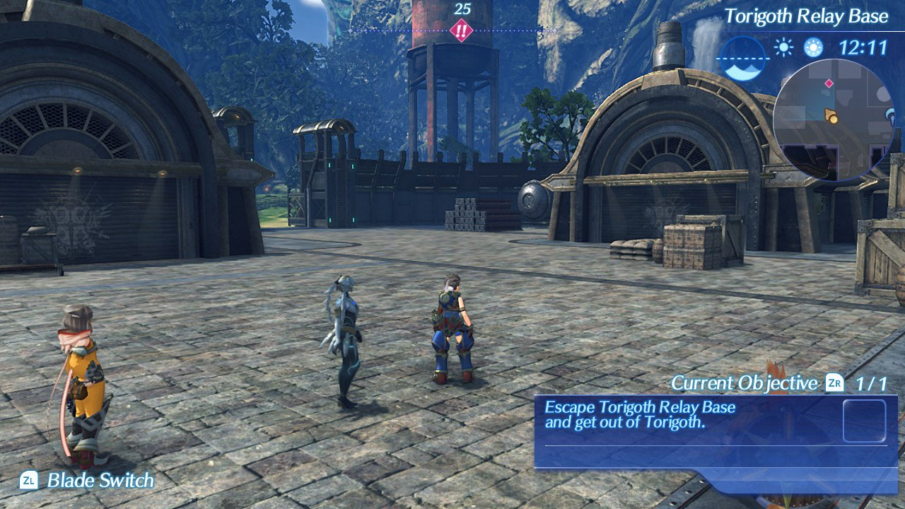 xenoblade chronicles 2 patch framerate