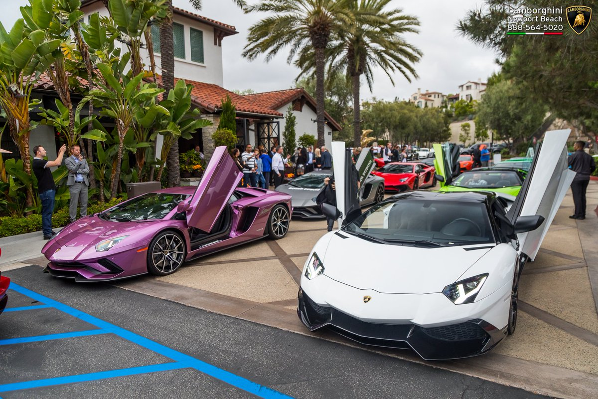Lamborghini Newport Beach >> Lambo Newport Beach On Twitter Saturday June 16 2018