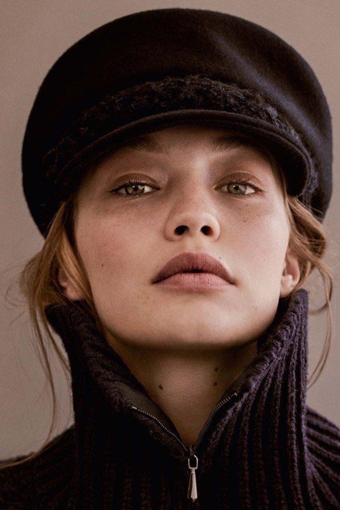 Gigi Hadid ⭐️ Vogue Australia ประจำเดือน กรกฎาคม 2018 โดย Giampaolo Sgur (2)
