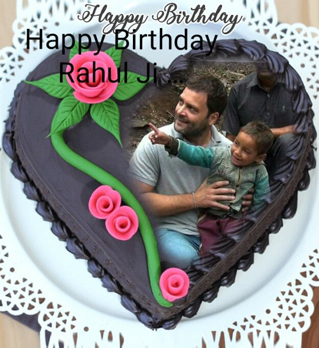 happy birthday rahul gandhi ji former next pm by iyc nuh haryana