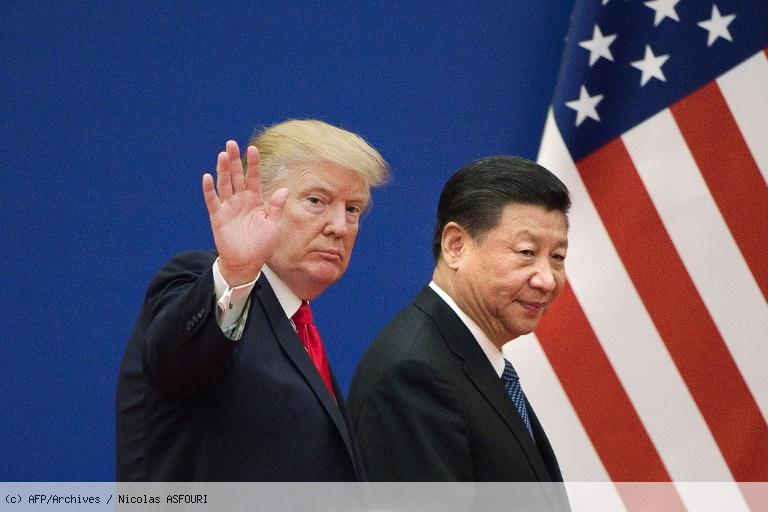 Donald Trump ne relâche plus la pression commerciale sur la Chine https://t.co/RCoLM2Oam7