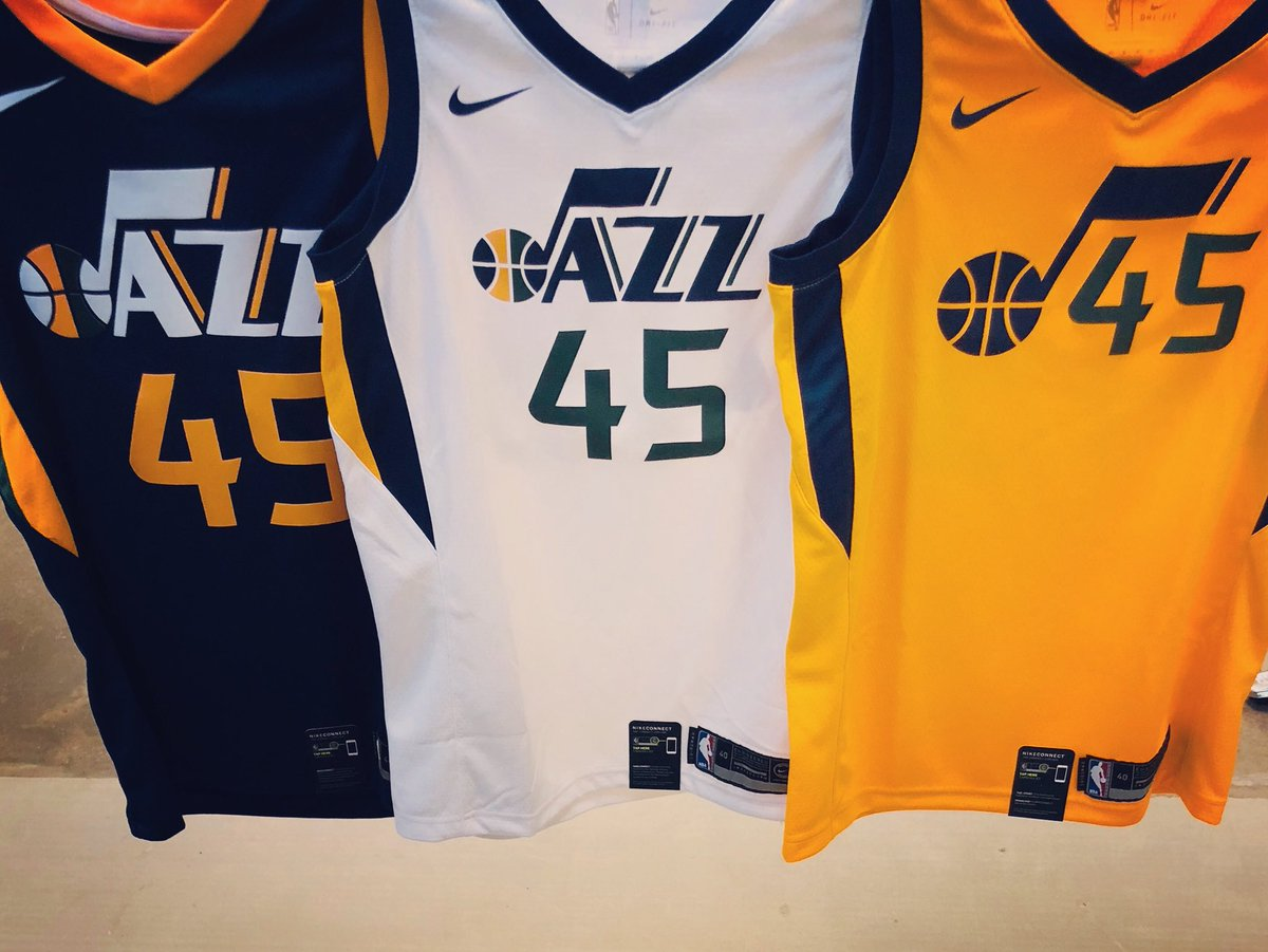check out 0f6ab 4b31c Utah Jazz Team Store on Twitter: