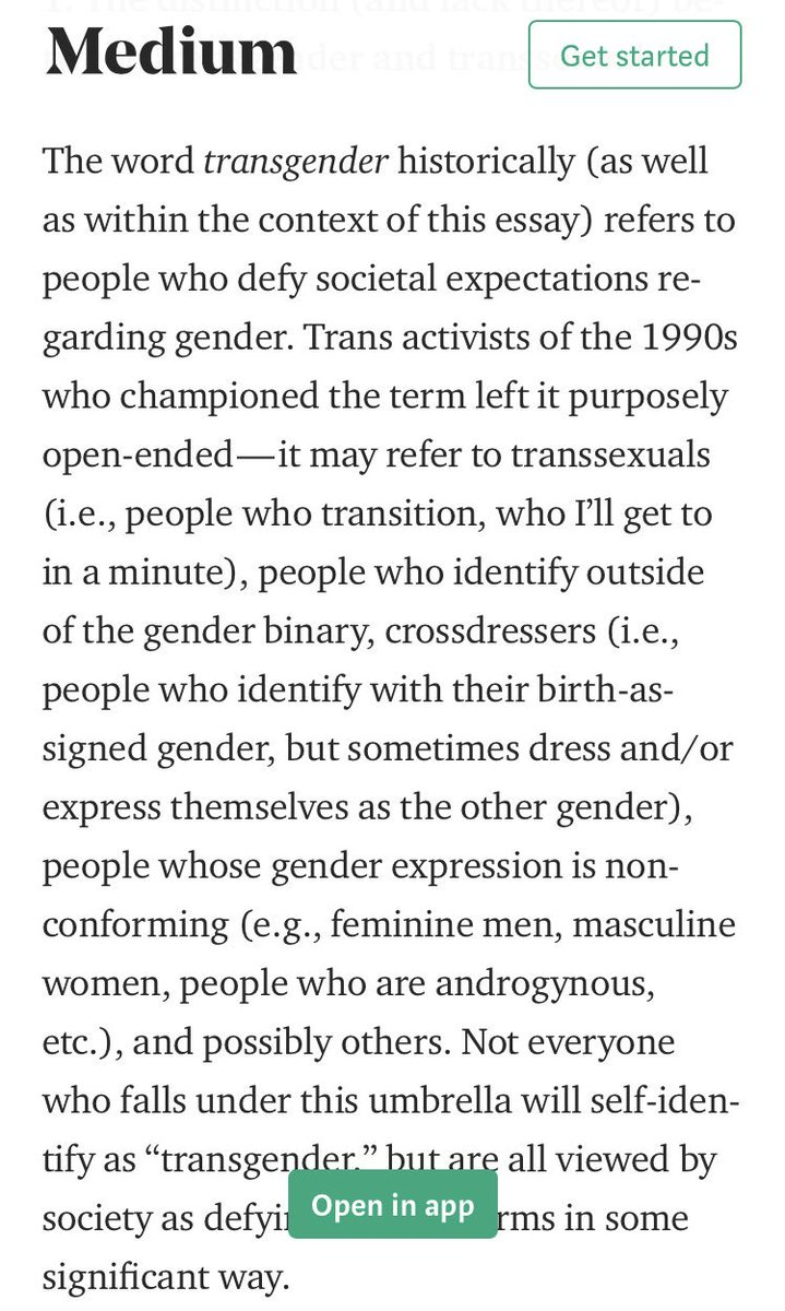 Related: to all those who get Real Mad Online™️ at people when they call Marsha P a transwoman/transgender person, please note that the term was intended to be inclusive of all gender expressions FOR US BY US @JuliaSerano ()