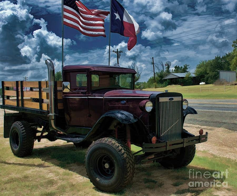 Texas Pride #ClassicCar #Photography #Weatherford #Texas #Ford #DianaMarySharpton https://t.co/EQdbKMuNpE