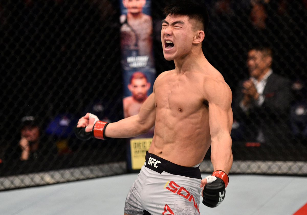 The ones to watch. We look at the fighters on the rise at #UFCSingapore: bit.ly/2MzGgAK