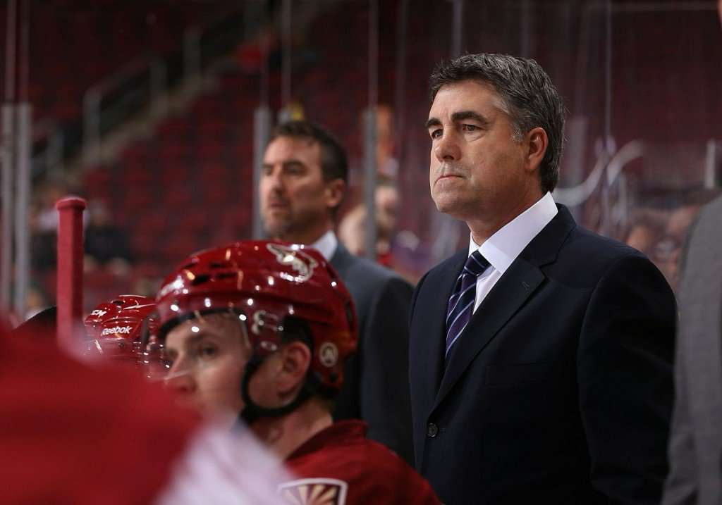 Former NHL coach Dave Tippett joins Seattle expansion group as senior adviser https://t.co/VVfirmwFyY
