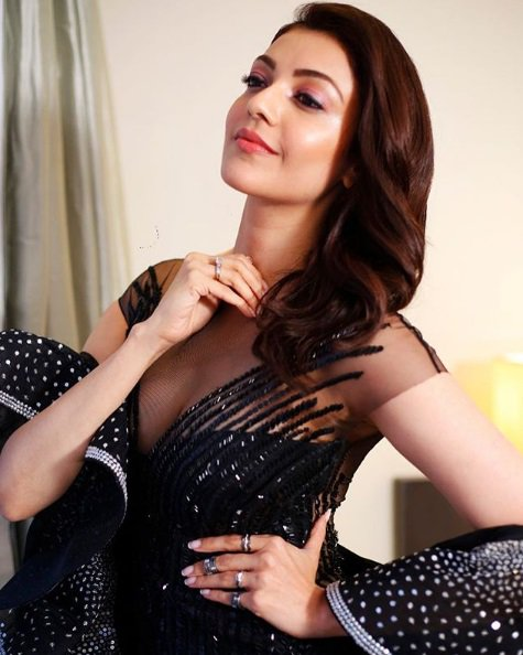 Kajal accepts that she hesitated to act in a movie...