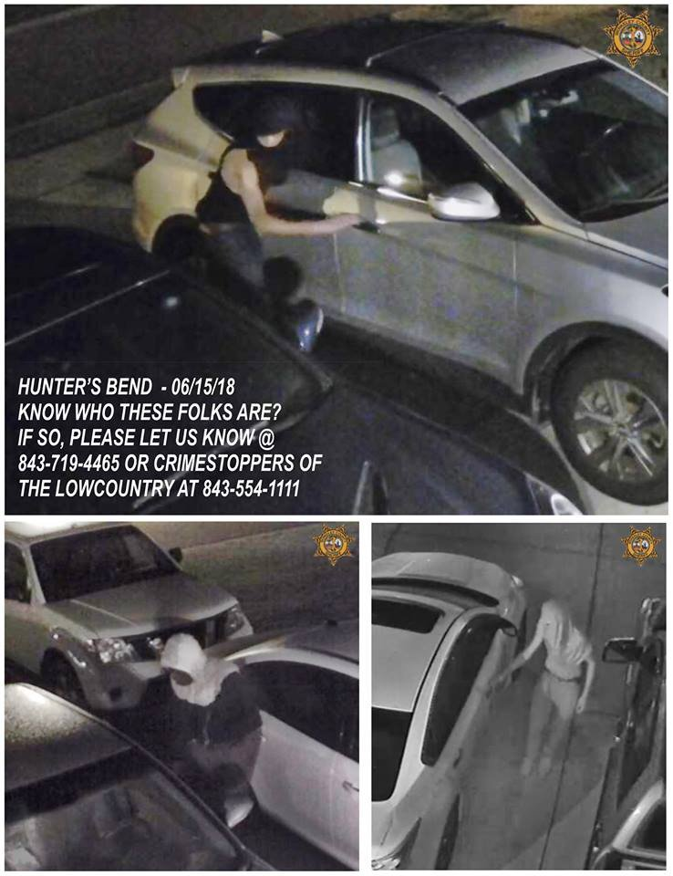 Deputies searching for trio caught on camera breaking into cars at Berkeley Co. neighborhood https://t.co/iVn27lr7mI #chsnews #scnews
