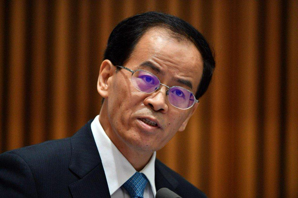 Chinese ambassador calls on Australia to drop 'Cold War mentality' https://t.co/jfRHhKSHDp