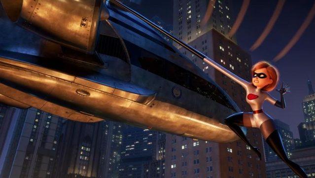 'Incredibles 2' comes with epilepsy warning: 2wsb.tv/2t7ujdH