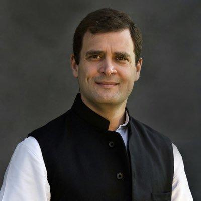 Happy birthday to congress president rahul Gandhi ji....