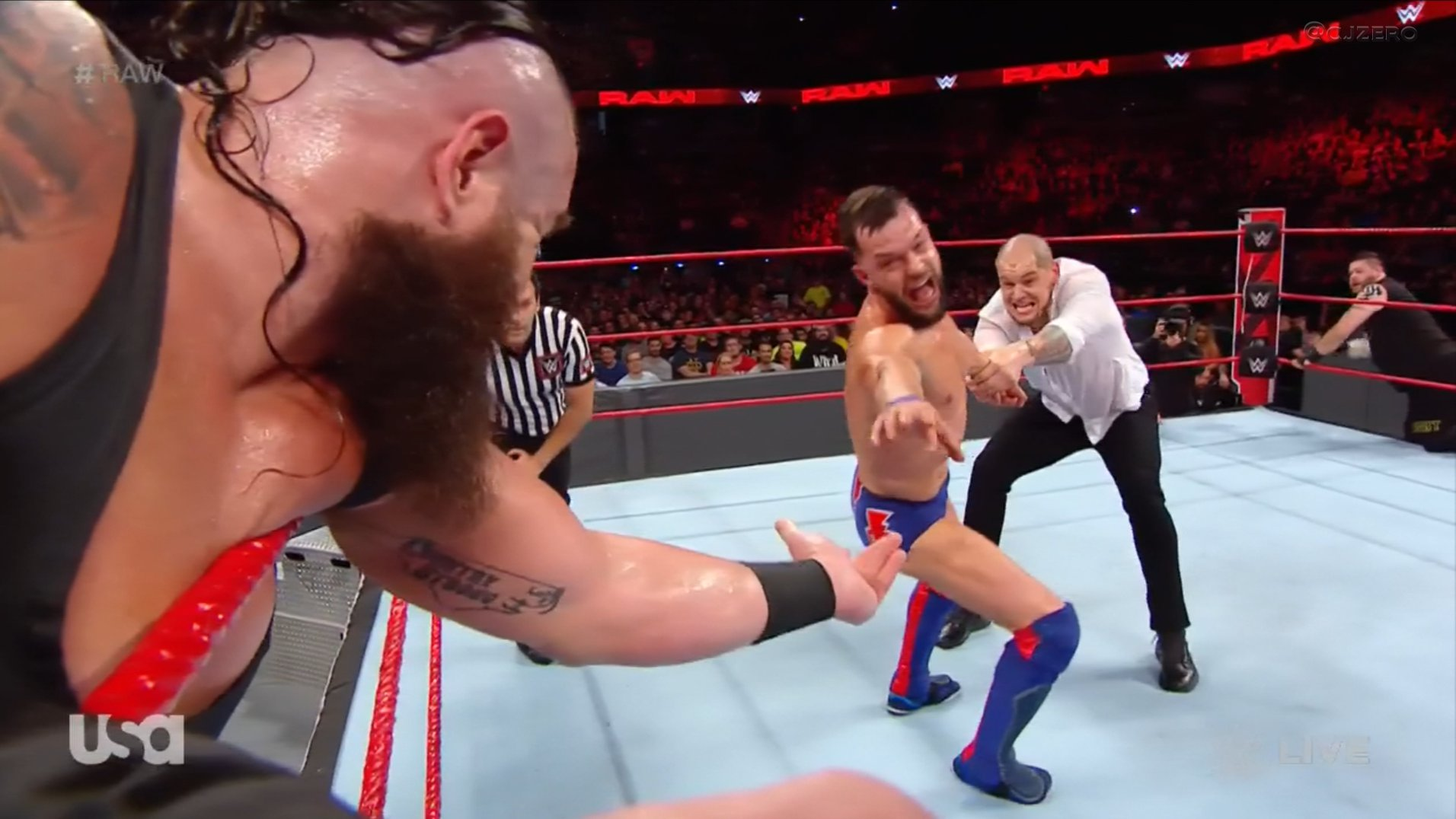 Gimme more Braun cam, hell just strap a GoPro to him https://t.co/EVkjuDhv2N