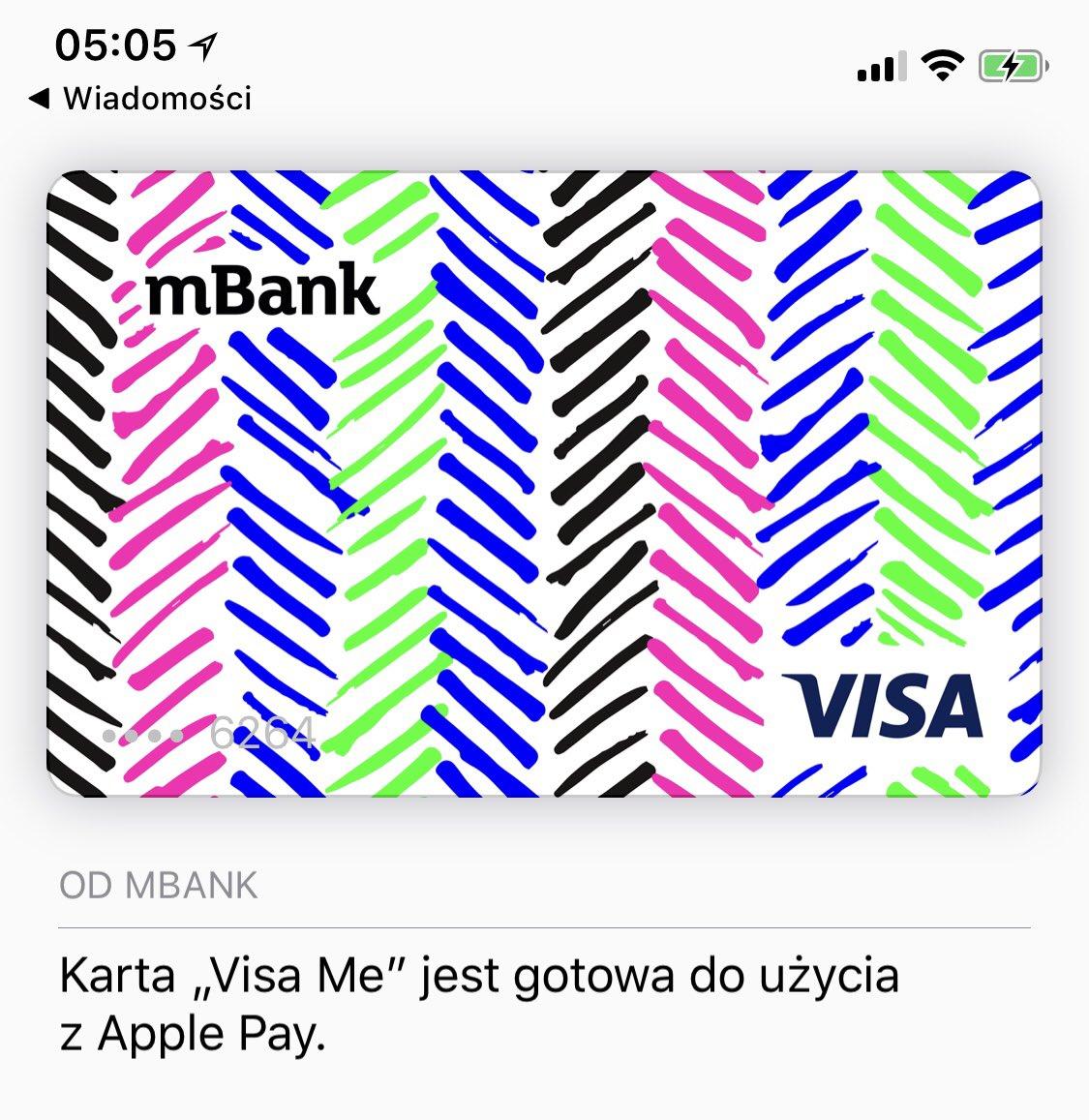 Mbank On Twitter Do Apple Pay Mozna Dodac Wszystkie Zblizeniowe