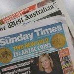 Image for the Tweet beginning: Seven West Media redundancies to