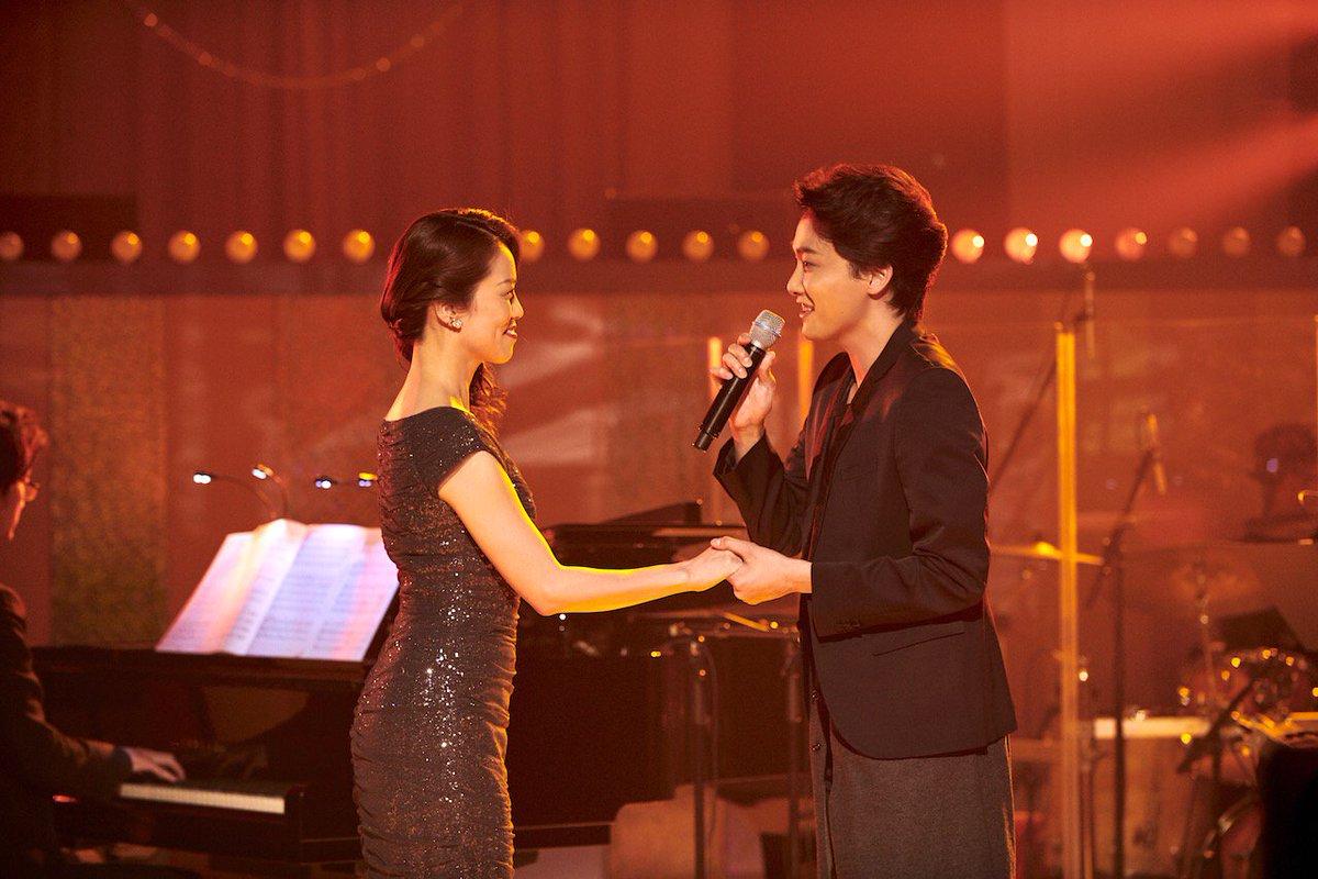 【今週末初回放送】 グリブラ 第15話歌コーナーは 井上芳雄 さんと 彩吹真央 さんが『アスペクツ・
