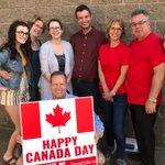 #CanadaDay Twitter Photo