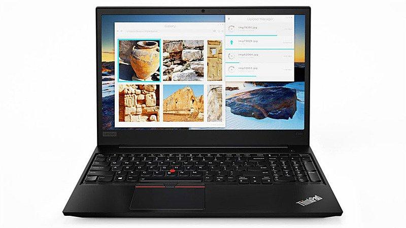 レノボ、Ryzenを搭載した15.6型ビジネスノート「ThinkPad E585」