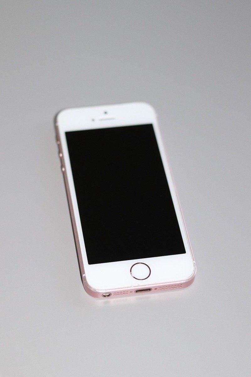 Uk Iphone Sales On Twitter Ebay Apple Iphone Se 32gb Rose