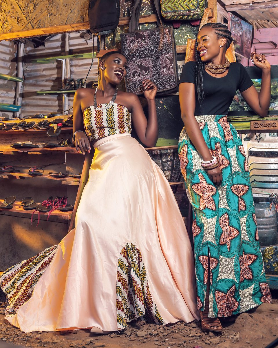 Nairobi Fashion Hub On Twitter I Love The Outfit And Photo Is