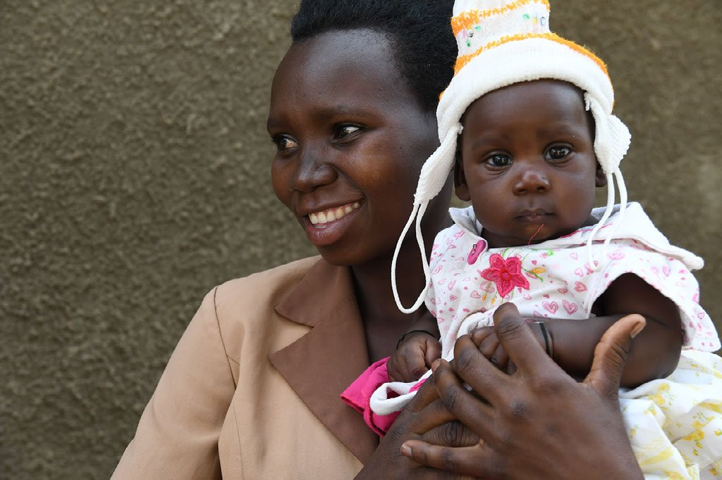 Good news! Since 2012, USAID has helped 8.7 million women like Verina Musoki give birth in a health facility–reducing maternal deaths & keeping  saf#MomAndBabye. Examine the impact of our work in 25 priority countries:  https://t.co/hcgGs3PoNp#USAIDTransforms