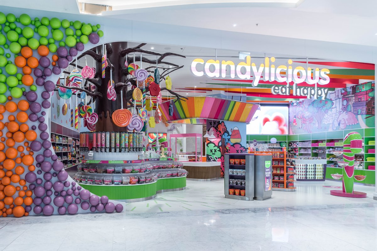 Candylicious at Dubai Mall   The Vacation Builder
