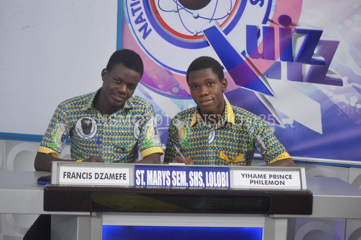NSMQ2018: Ghana National sends SWESCO, SMASCO packing - MyJoyOnline.com