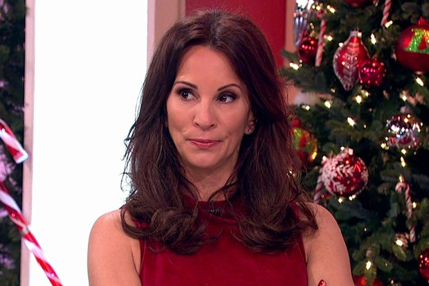 dde4e0c4b020 Andrea McLean feared she would die following diagnosis with  life-threatening disease https:/