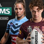 #NRL Teams - Rep Round edition:  🎥 - https://t.co/PDN8Hdsu6w  #TeamListTuesday