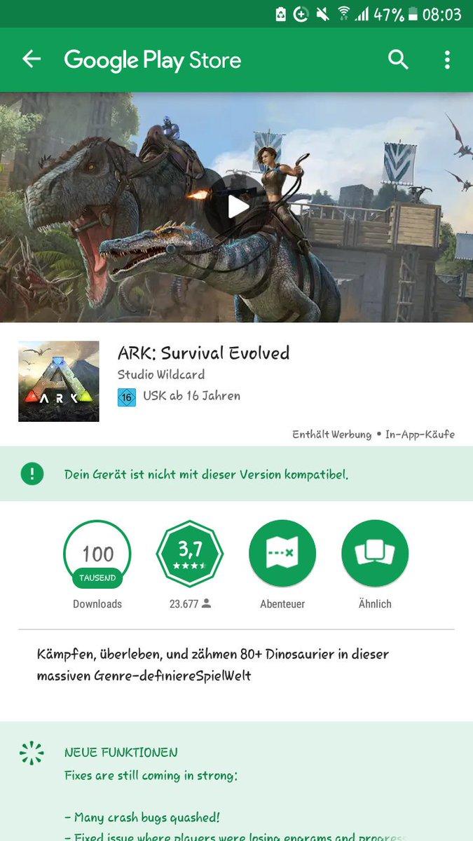 ARK: Survival Evolved Mobile on Twitter: