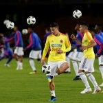 James Rodriguez Twitter Photo