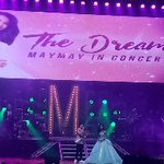 MAYWARDDream TourBAGUIO Twitter Photo