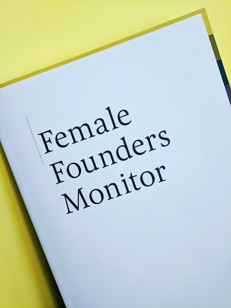 Wir brauchen mehr Gründerinnen in Deutschland! Der erste Female Founders Monitor, den wir mit dem @StartupVerband ins Leben gerufen haben, ist ein wichtiger Meilenstein zur Förderung von Gründerinnen. Hier reinlesen: goo.gl/DArXuF #FFM18 #GoogleforEntrepreneurs