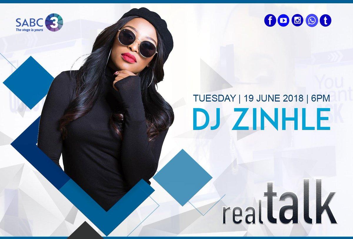 DJ Zinhles RealTalk interview nearly broke twitter