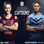 Your captains for #Origin!  #OurWay