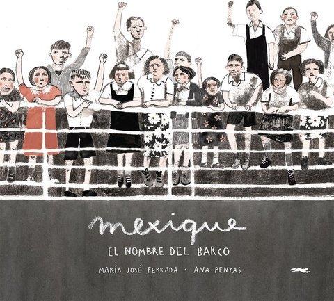 夏のスペイン語半日翻訳講座、今年も開講します!  8月18日(土)13:30~17:15@イスパニカ溜池山王教室 先着12名。今年はMexique el nombre del barcoを訳します。スペイン内戦中、親と離れてメキシコに送られた子どもたちを描いた心に深く響く絵本です。ご一緒にどうぞ!  Photo